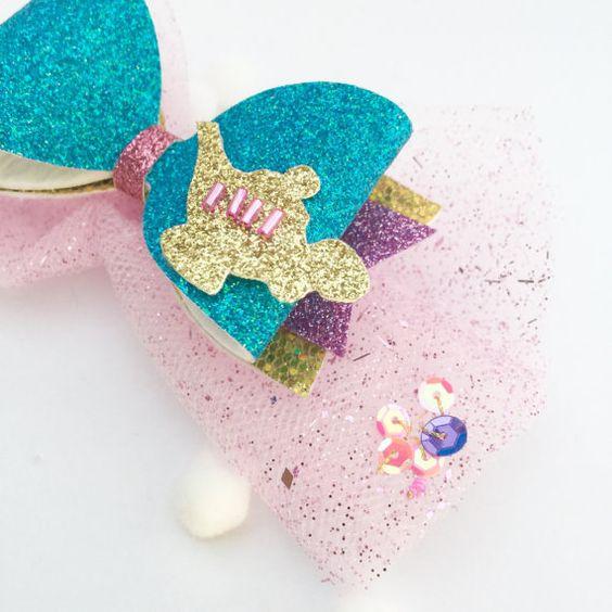 Como hacer Moños y accesorios para niñas
