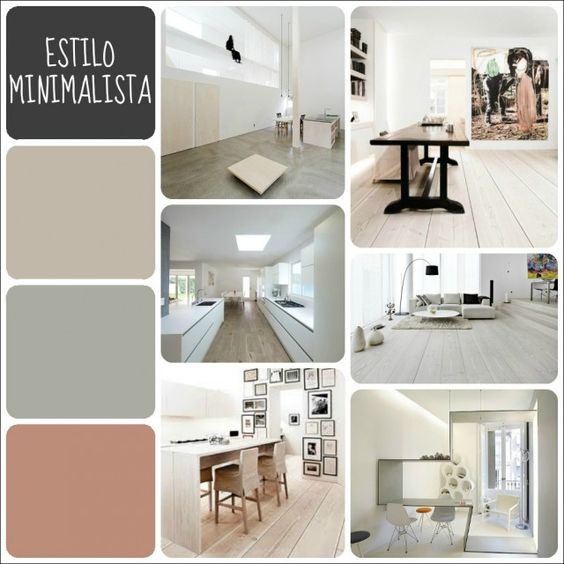 Decoracion de casas peque as estilo infonavit fotos e ideas for Accesorios de decoracion minimalista
