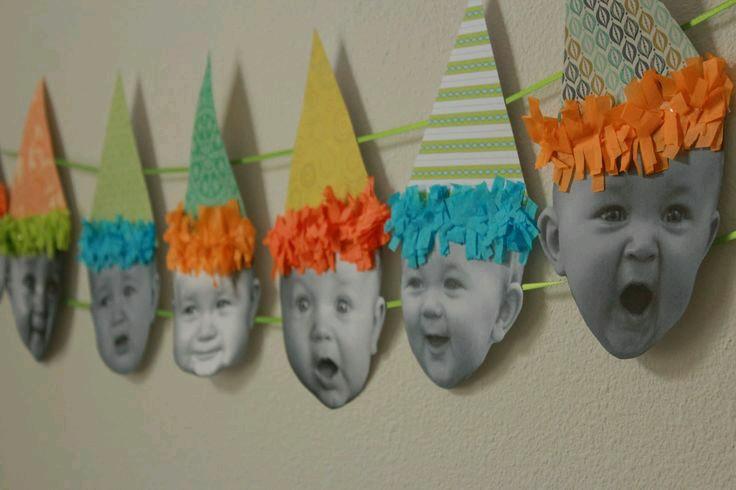 Fiesta de cumplea os para ni o de 1 a o 21 decoracion - Fiesta cumpleanos 1 ano ...