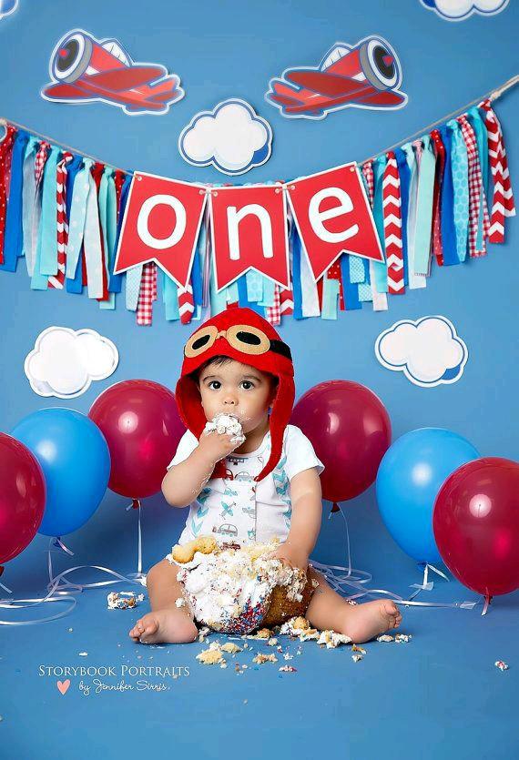 Fiesta de cumplea os para ni o de 1 a o 28 decoracion for Decoracion cumpleanos bebe 1 ano