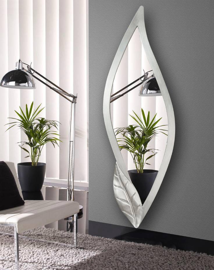 Formas de agregar espejos en tu decoracion 1 for Espejos decorativos con formas