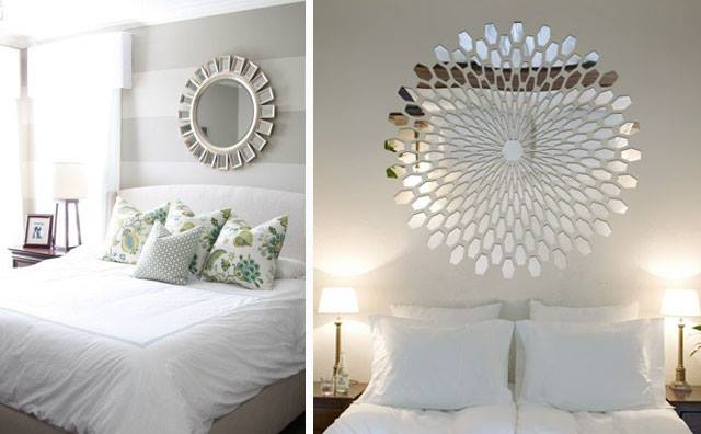 Formas de agregar espejos en tu decoracion 12 como for Como decorar un espejo para la sala
