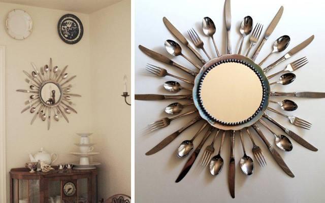 Formas de agregar espejos en tu decoracion 15 decoracion de interiores fachadas para casas - Formas de espejos ...