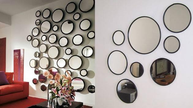Formas de agregar espejos en tu decoracion 4 decoracion de interiores fachadas para casas - Formas de espejos ...