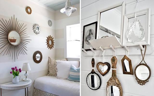 Formas de agregar espejos en tu decoracion 8 - Formas de espejos ...