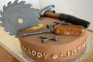 Ideas de pasteles para el día del padre (28)