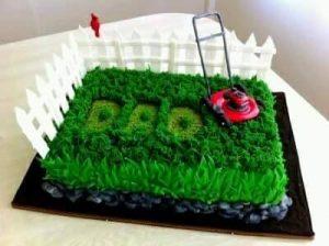Ideas de pasteles para el día del padre (9)