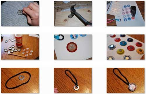 Ideas diy para reciclar fichas 4 decoracion de - Ideas para reciclar en casa ...