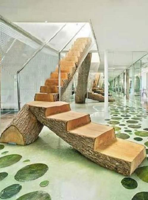 Ideas para decoracion rustica con madera 1 Decoracion de