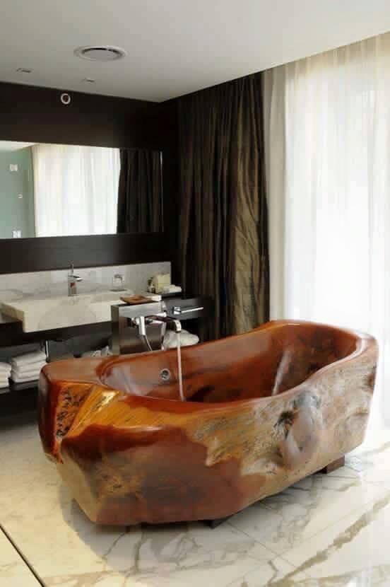 Ideas para decoracion rustica con madera 14 Decoracion de