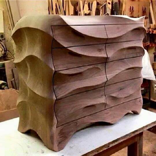 Ideas para decoracion rustica con madera 16 Decoracion de