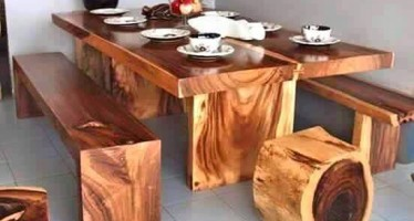 Ideas para decoracion rustica con madera