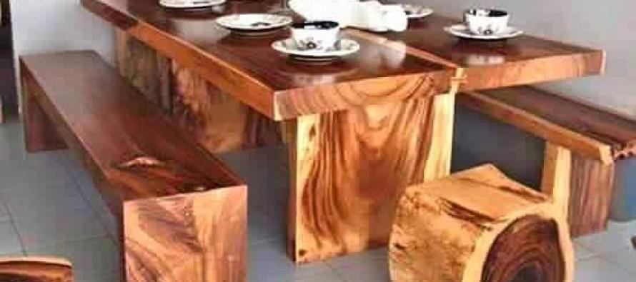 Ideas para decoracion rustica con madera