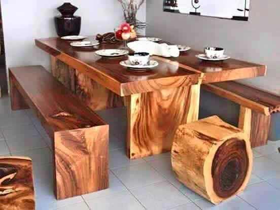 Ideas para decoracion rustica con madera Ideas rusticas para decorar la casa