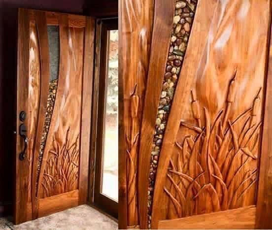 Ideas para decoracion rustica con madera 8 decoracion de interiores fachadas para casas como - Decoracion en madera rustica ...