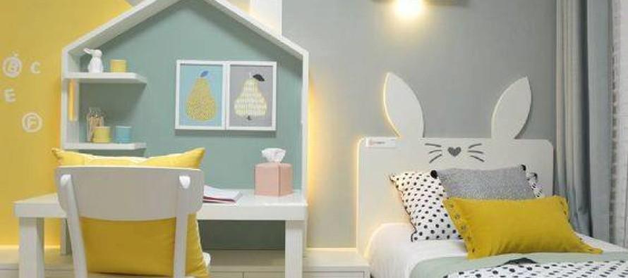 Ideas para decorar ambientes infantiles