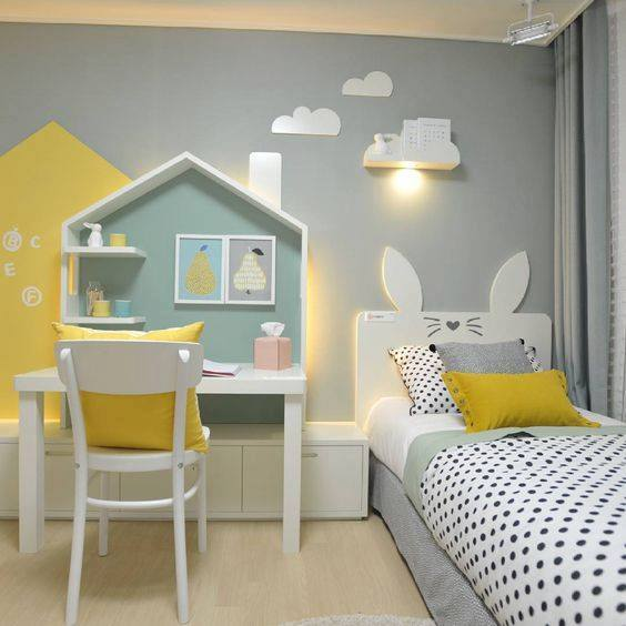 Ideas para decorar ambientes infantiles decoracion de for Ideas para decorar ambientes