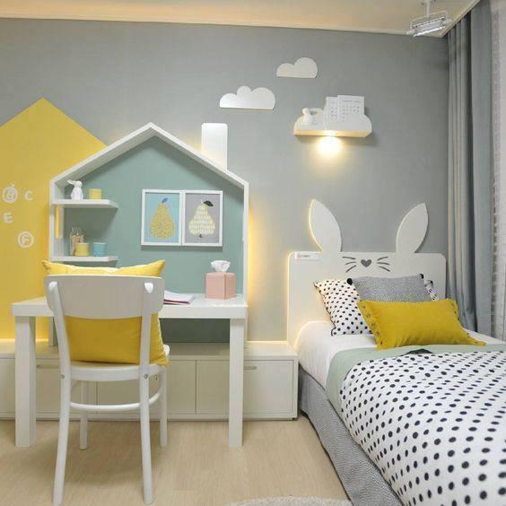Ideas para decorar ambientes infantiles decoracion de for Ideas para la casa