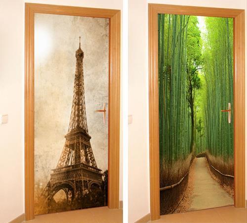Ideas para decorar la puerta de tu habitacion 1 for Como decorar una puerta