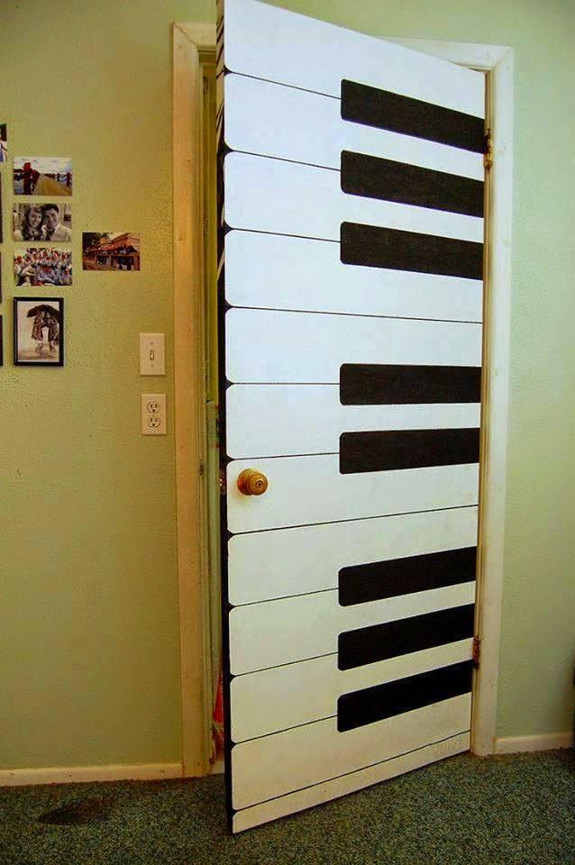 Ideas para decorar la puerta de tu habitacion 4 - Ideas para decorar tu casa ...