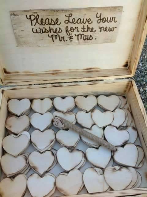 Ideas para dejarles mensajes a los novios en la boda (21)