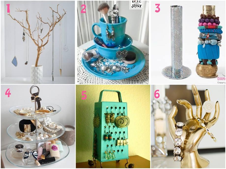 Ideas para organizar accesorios 5 decoracion de for Accesorios decoracion casa