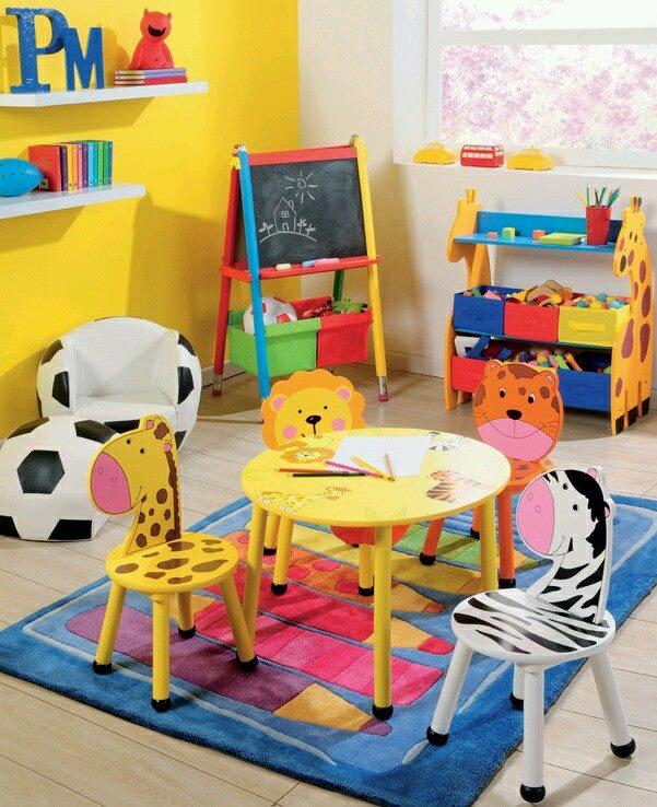 Ideas para organizar los juguetes de tus hijos 33 - Juegos de organizar casas ...
