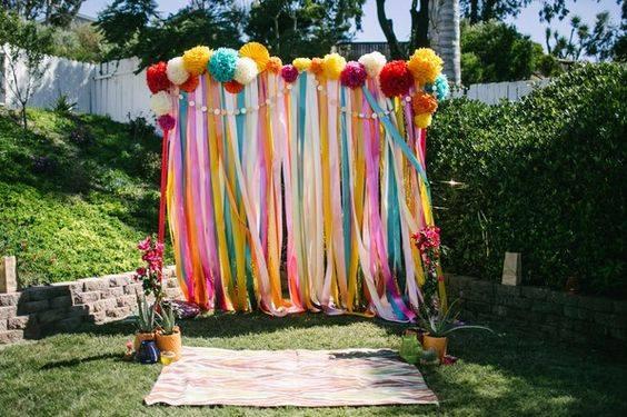 Ideas para organizar una fiesta en el jardin 15 for Fiestas jardin antioquia 2016