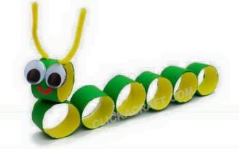 Ideas para reciclar el tubo de papel higienico