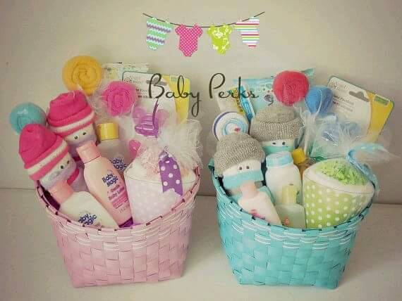 Ideas super originales para regalar en un baby shower for Adornos originales para decorar casa