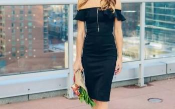 Increibles outfits con vestidos color negro