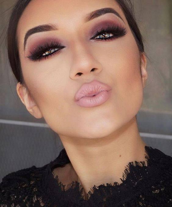 Maquillaje para piel morena 8 decoracion de interiores fachadas para casas como organizar la - Tendance make up 2017 ...