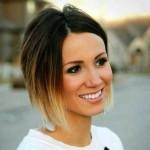 Mechas californianas en cabello corto (1)