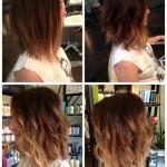 Mechas californianas en cabello corto (20)