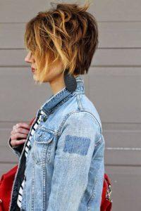 Mechas californianas en cabello corto (21)