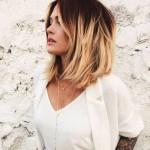 Mechas californianas en cabello corto (24)