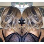 Mechas californianas en cabello corto (28)