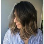 Mechas californianas en cabello corto (4)