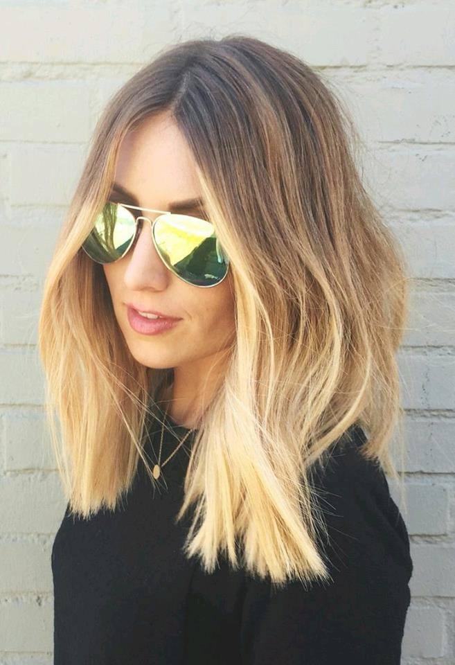 Mechas californianas en cabello corto (7)