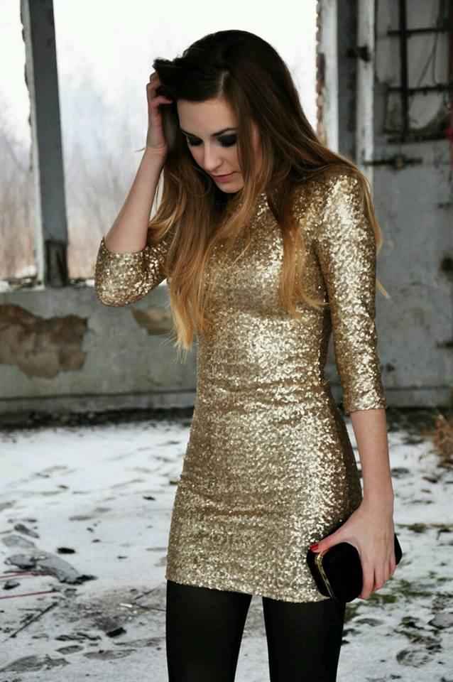 Outfits Glitter Para Ir Al Antro O De Fiesta 2 Como