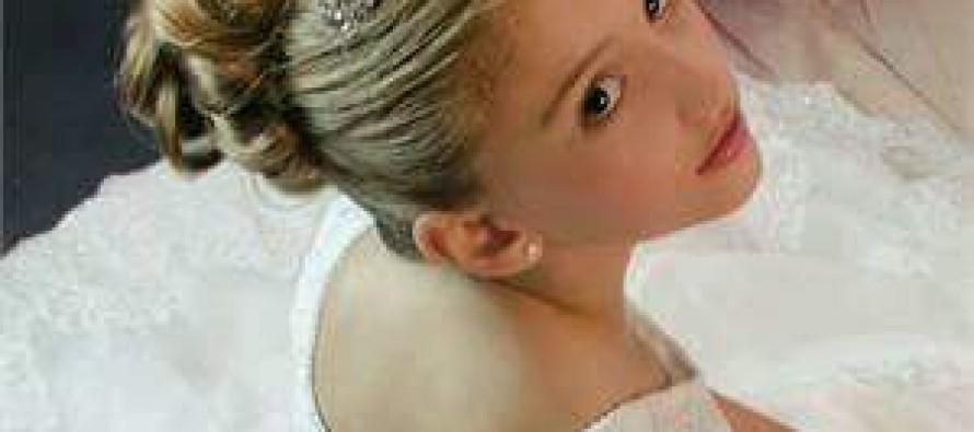 Galerry como hacer peinados de comunion