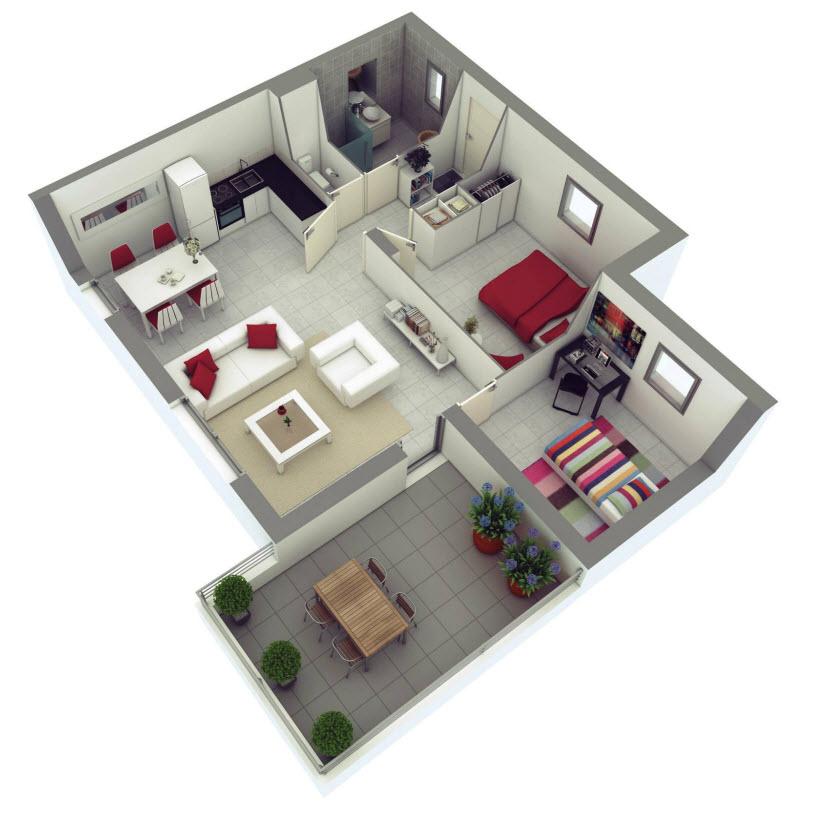 Planos para remodelacion de casas pequeñas de infonavit