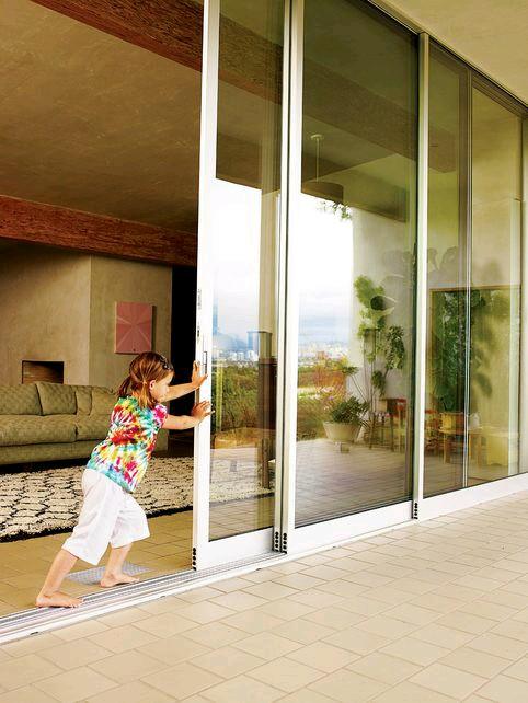 Puertas De Cristal Para El Area Del Jardin 20