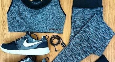 Ropa deportiva super fashion