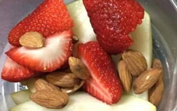 Snacks saludables que te ayudan a perder peso