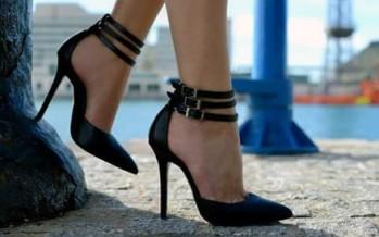 Tendencia en zapatilla Christian Louboutin y Valentino