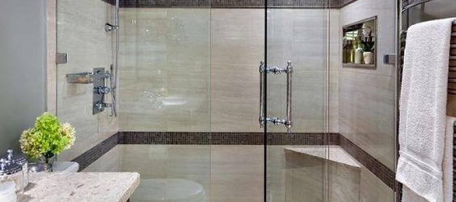 Tendencias en puertas de cristal para tu baño