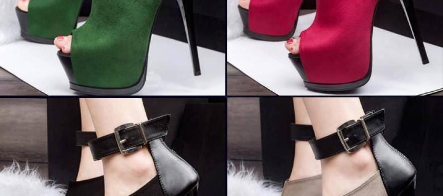 Tendencias en zapatillas con plataforma