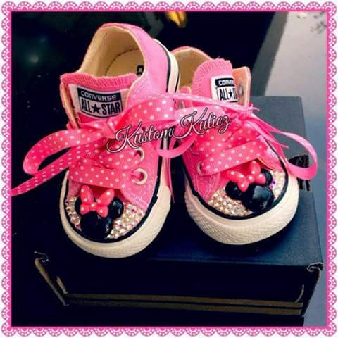 Decorados Zapatos Decorados Zapatos Niñas Converse wqzHPpU8