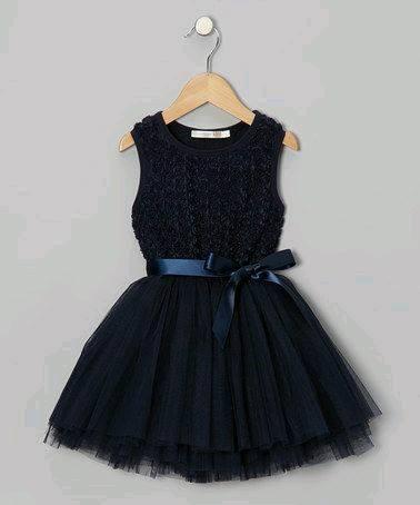 8c1d97522 Vestidos casuales con toques glam para niñas (18) | Como Organizar ...